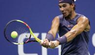 Nadal tunde a Pospisil y avanza en el US Open
