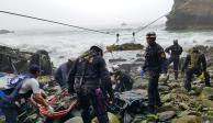 VIDEO: Sube a 51 la cifra de muertos en accidente carretero en Perú