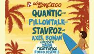"""Conoce el cartel de lujo del festival """"Down in Mexico"""""""