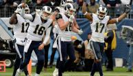 NFL cambia localía en México. Ahora vendrán los Rams y no los Raiders