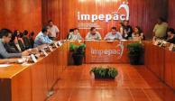 Candidatos a gobernador de Morelos alistan primer debate oficial