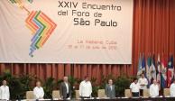 """Maduro y Castro arropan a Ortega y acusan a """"derecha golpista"""" por violencia"""