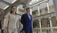 Abordan Amieva y Sheinbaum presupuesto, reconstrucción y transición en CDMX