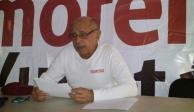 Fallece por enfermedad Roger Aguilar Salazar, diputado federal de Morena