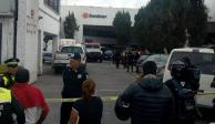 Roban 10 mdp en banco de Naucalpan; matan a custodio