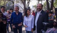 Se suma Álvarez Icaza a campaña de Alejandra Barrales