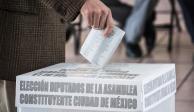 Veda electoral, tres días para la reflexión