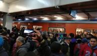 Por segundo día consecutivo, L-2 del Metro registra retraso en operación