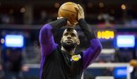 Duelo LeBron vs Warriors encabeza cartelera navideña de la NBA
