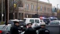 Muere el autor del tiroteo en escuela de Maryland, EU