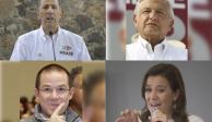 Episcopado anuncia diálogo con candidatos presidenciales
