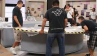 FOTOS: Alistan el Gran Museo del Mundo Maya para tercer debate