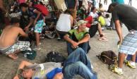 migrantes carriola
