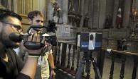 Escanean y digitalizan la Catedral por primera vez
