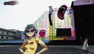 Tras 16 años, Gorillaz regresa a México para el Vive Latino