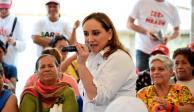 Expone Ruiz Massieu compromisos de Meade con adultos mayores