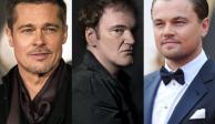 Tarantino suma a Brad Pitt y DiCaprio para película sobre Charles Manson