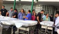 Dan de alta a 64 pasajeros heridos en avionazo en Durango