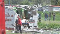Gobierno federal adelanta revisión exhaustiva por explosiones