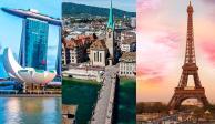 Conoce a las ciudades más caras en el mundo para vivir