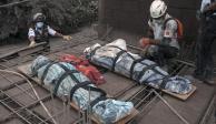 En Guatemala usarán ADN para reconocer a víctimas del Volcán de Fuego
