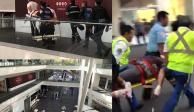 Sujeto que baleó a mujer en Reforma 222 la amenazó esta mañana