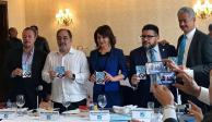 Llama Panal a legislar prohibición de vehículos de doble remolque en CDMX