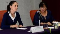 Alista Sheinbaum agenda de derechos humanos en la CDMX