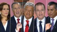 Candidatos a la Presidencia ya gastaron más de lo que ingresaron