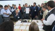 EN VIVO: TEPJF realiza conteo de voto por voto de elección de Puebla