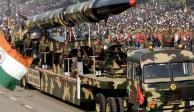 India prueba misil de largo alcance con capacidad nuclear
