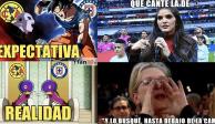 Final América vs Cruz Azul, sin goles, pero con muchos MEMES
