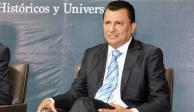 Expone Samuel Gurrión propuestas en debate por la alcaldía de Oaxaca