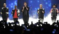 Tormenta deja 14 heridos en concierto de Backstreet Boys