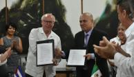 México y Cuba estrechan colaboración en materia de salud
