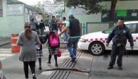 Ante corte de agua, anuncian suspensión de clases en Edomex