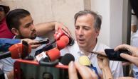 Listas de 'pluris' del Frente y Morena reflejan impunidad, afirma Meade