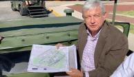 Lamenta López Obrador asesinato de hija de legisladora de Morena