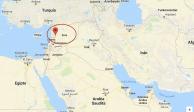 Siria derriba misiles dirigidos a base aérea en Homs