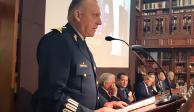 """""""Santa Lucía, esencial para el Ejército"""", afirma Cienfuegos"""