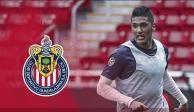 Chivas confirma a Tony Alfaro como refuerzo para el Clausura 2019
