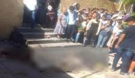 Linchamientos no son justicia, son actos de barbarie, afirma CNDH