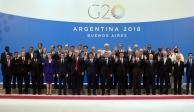 Líderes mundiales comienzan Cumbre del G-20 en Argentina