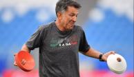 Mantiene Osorio suspenso sobre futuro en el Tri hasta el fin de semana