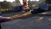VIDEOS Y FOTOS: Se enfrentan militares contra grupo armado en Jalisco