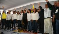 Se compromete Barrales a transformar Iztapalapa para sacar adelante a la CDMX