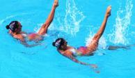 FOTOS: México gana la segunda presea de oro en natación artística en JCC