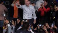 Anuncian cierre de campaña de Ricardo Anaya en León, Guanajuato