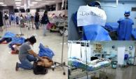 Estado de salud en Venezuela, comparable al Holocausto, alerta Federación Médica