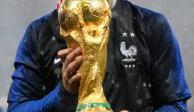 Sin ganadores del guante y bota de oro, FIFA presenta 11 ideal de Rusia 2018